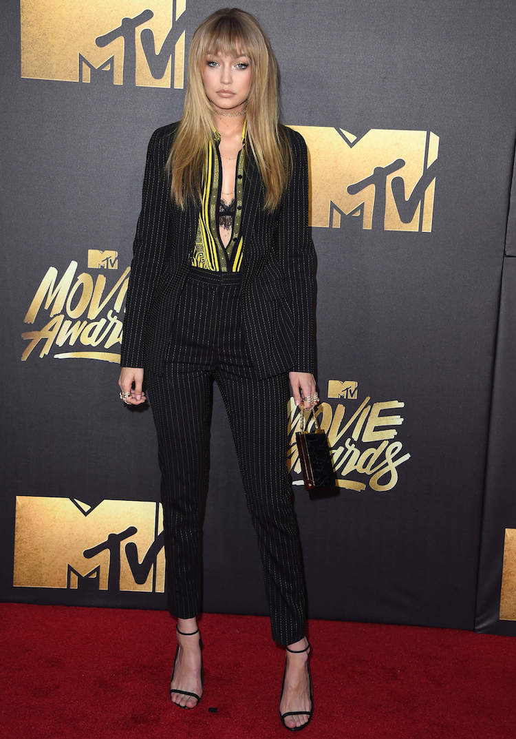 MTV Movie Awards Red Carpet 2016 Was Basically Filled With Sexy Funeral Clothes