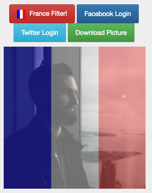 How to Change Your Facebook Photo to French Flag in Wake of Nice, France, Attack