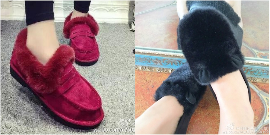 China's Latest Shoe Trend Is Wearing Slippers Outside the House (and We're Jealous)