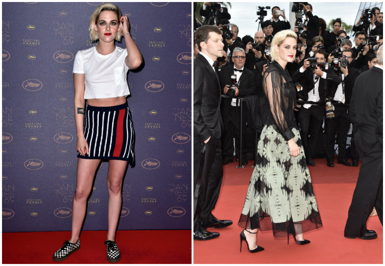 Kristen Stewart Fights For Her Right To Wear Flats At the Cannes Film Festival