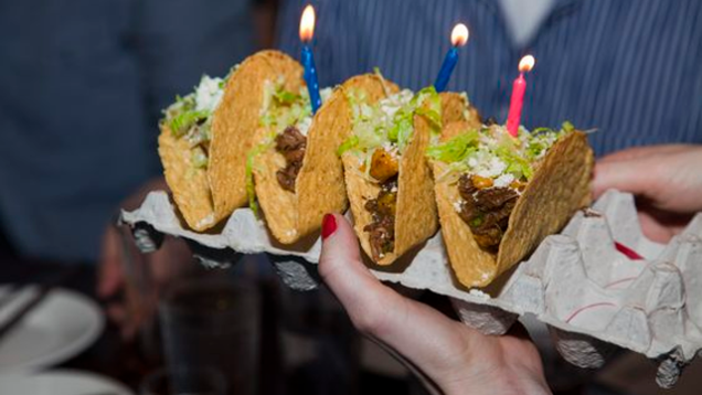 A Stupid-Easy Hack to Make Your Tacos Stand Upright