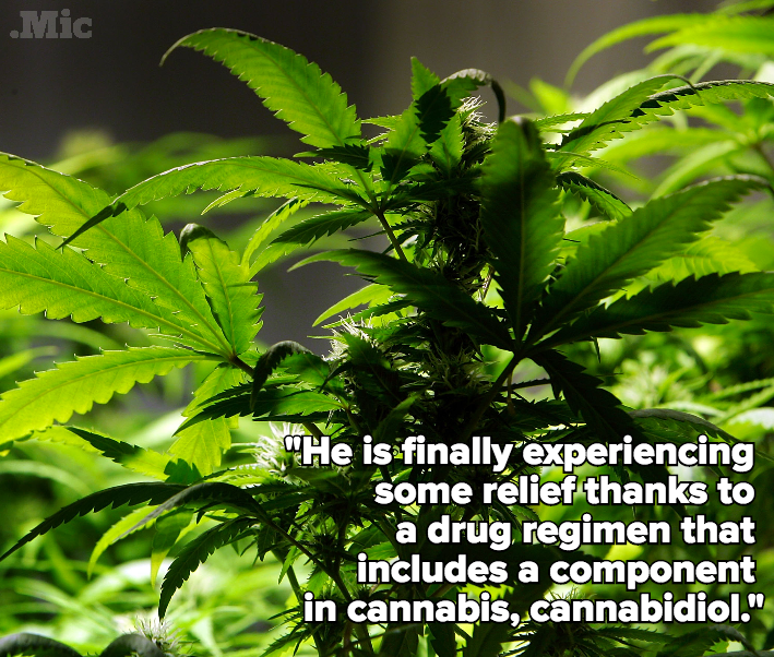 This Mom Defended Her Epileptic Son's Need for Marijuana in a Powerful Op-Ed