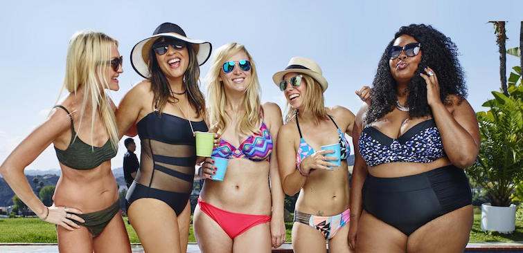 Target Teams Up With Barbie for Body-Positive Swimwear Campaign