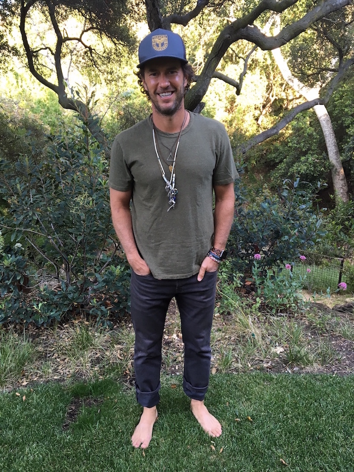 Toms Founder Blake Mycoskie Wants You to Go Barefoot for 24 Hours For a Special Cause
