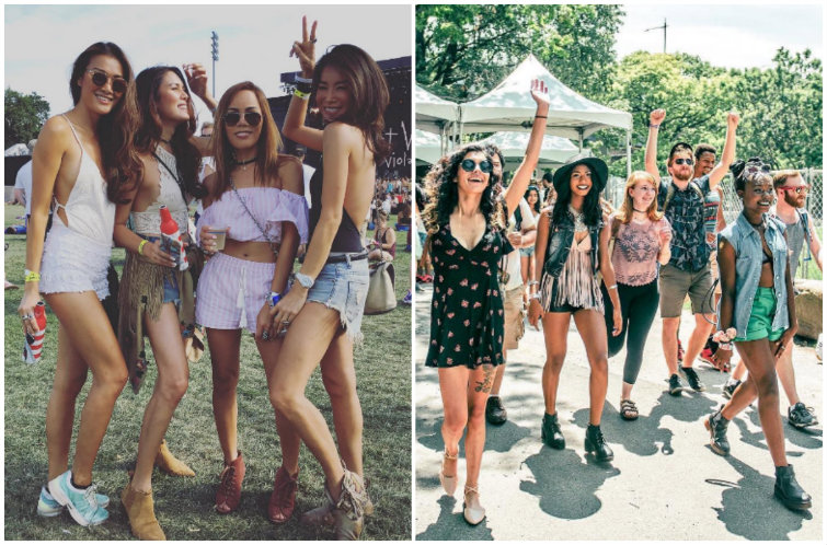 What To Wear to a Summer Music Festival Without Looking Like a Basic Bitch
