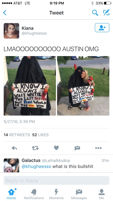 These Teens Just Lost Prom With the Most Racist Promposal of 2016