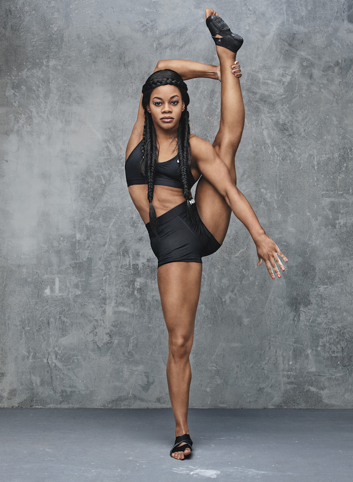 Olympians Gabby Douglas and Simone Biles Slay In Stunning Dual 'Teen Vogue' Covers