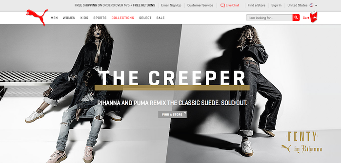 Will Rihanna Puma Creepers Restock? Singer's Popular Shoe Line Flies Off the Shelves