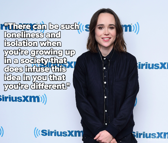 "Ellen Page Talks Representation at SXSW: ""There Can Be Such Loneliness and Isolation"""