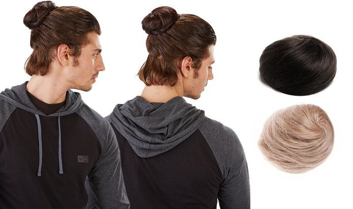 The Rise and Merciful Fall of the Man Bun, the Most Inescapable Trend of the Year