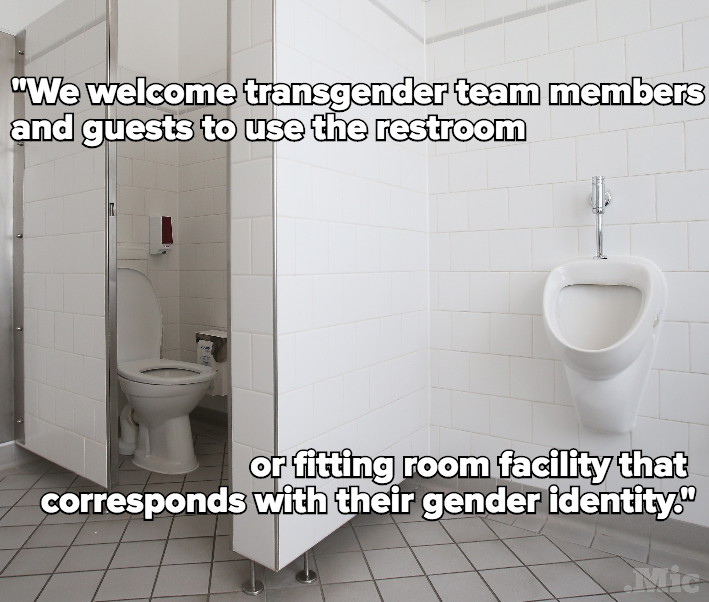 Target Will Allow Customers to Use Bathroom That Fits Their Gender Identity