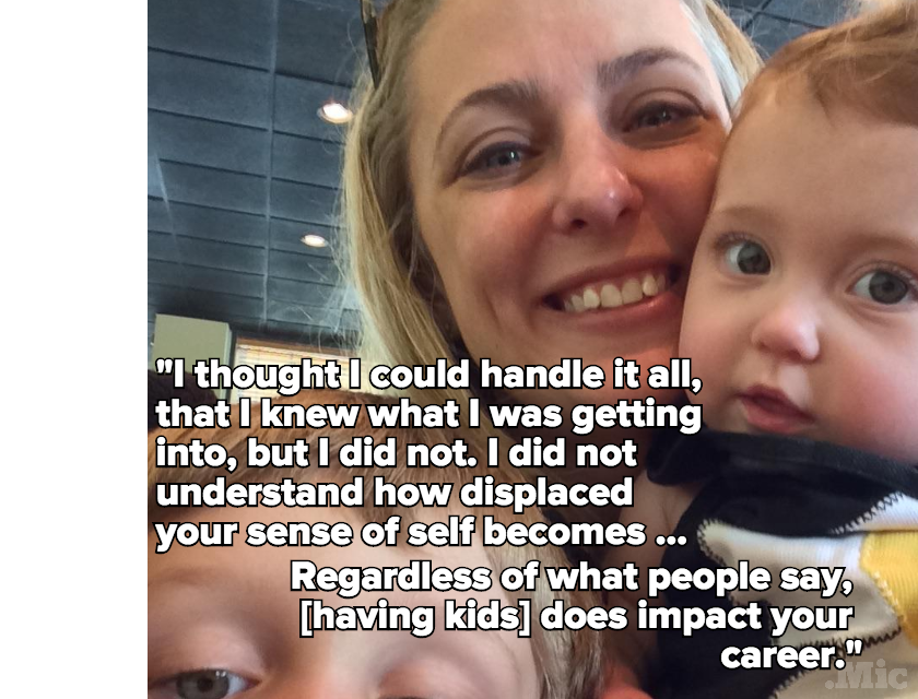 "We Asked Our Working Moms Whether They Think Women Can Truly ""Have It All"""
