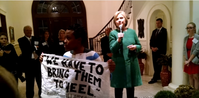 Hillary Clinton Just Responded to the Black Lives Matter Activist Who Demanded an Apology