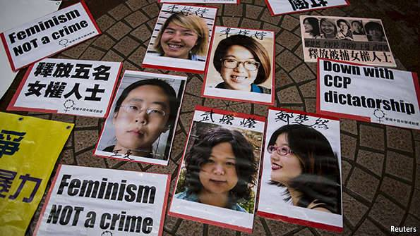 China Passed Its First Domestic Violence Law