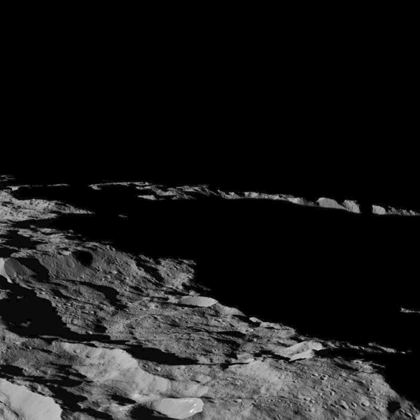 NASA Dawn Mission Returns Closet Images of Dwarf Planet Ceres