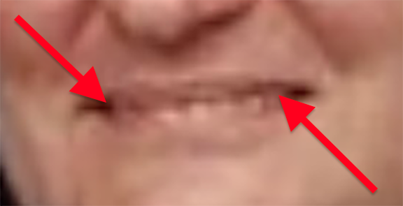 "This Photo of Ted Cruz's Mouth Is the New ""Dress"""