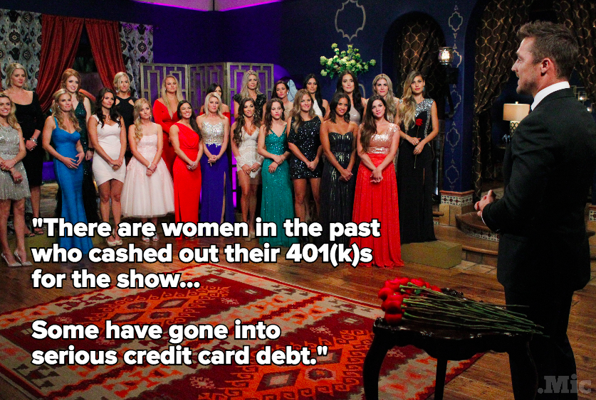 "Here's What It Really Costs to Get Dressed as a ""Bachelor"" Contestant"