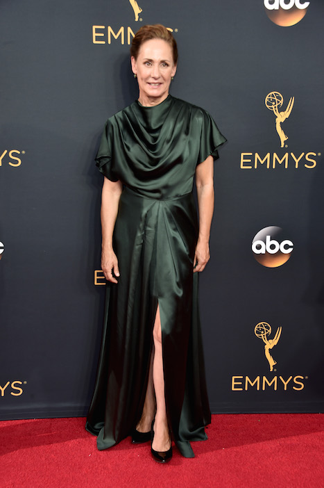 Christian Siriano created 8 custom gowns for the 2016 Emmy Awards