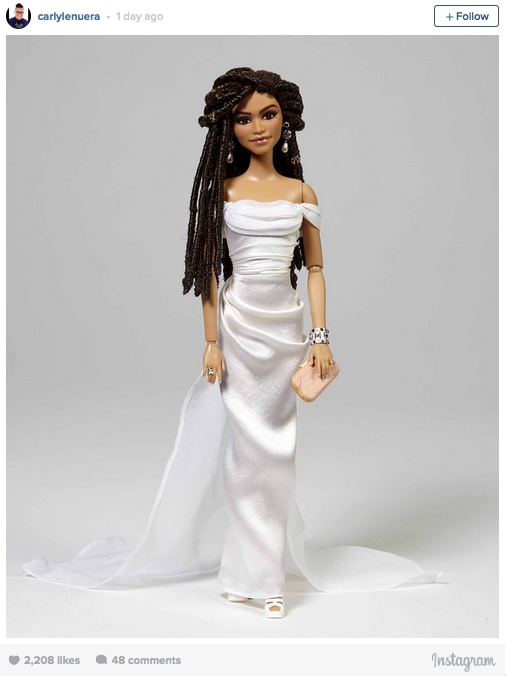 The Zendaya Doll Is the Barbie We've Been Waiting For