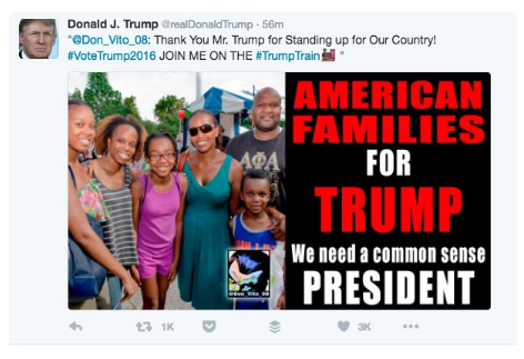 The Disturbing Truth About This Black Family That Supposedly Supports Donald Trump