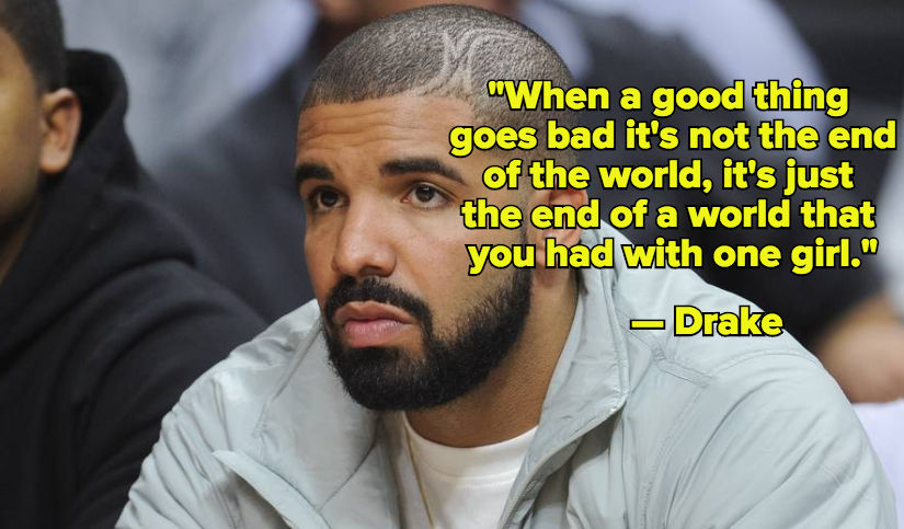 6 Drake Lyrics About Love That Prove He Wears His Heart on His Sleeve
