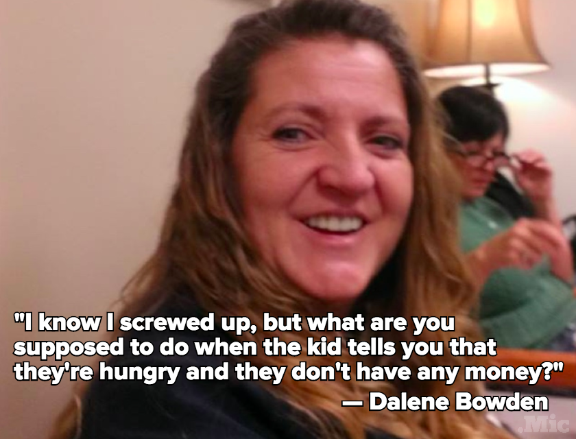 This Idaho Middle School Lunch Lady Was Fired for Giving a Free Lunch to a Hungry Student