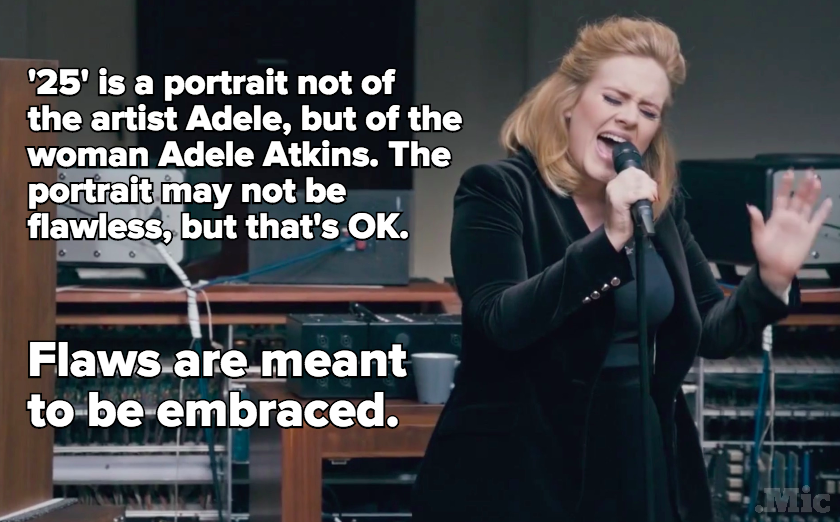 Adele's '25' Is All About an Artist Learning to Love the Most Important Person: Herself