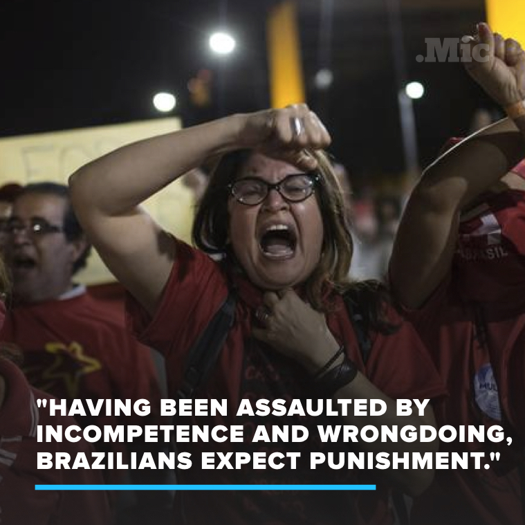 Brazilian President Dilma Rousseff Suspended by Senate asPolitical Crisis Deepens