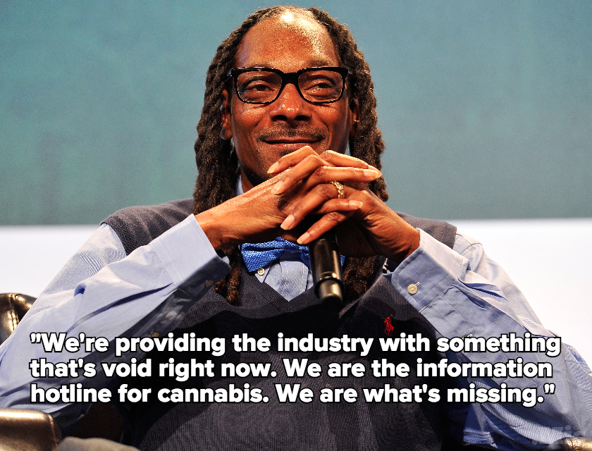 Snoop Dogg Will Be Launching Merry Jane, His Own Marijuana-Centric Media Company