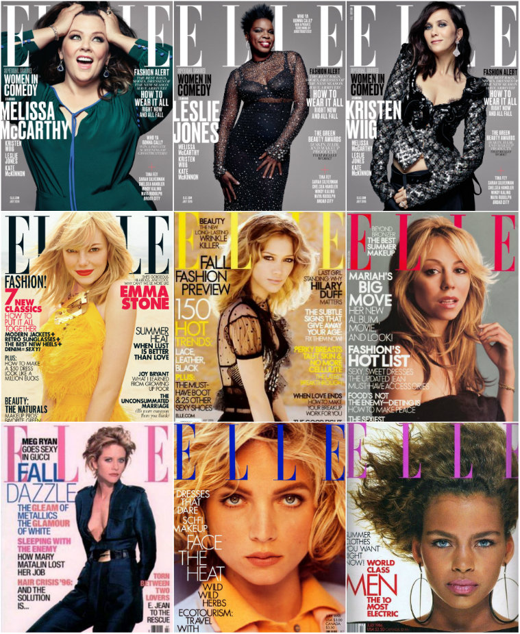 If You Think Magazine Covers Aren't Diverse Enough Now, Just Look at How Far We've Come