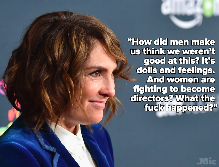 "'Transparent' Creator Jill Soloway on Why Women Make Great Directors: ""It's Dolls"""