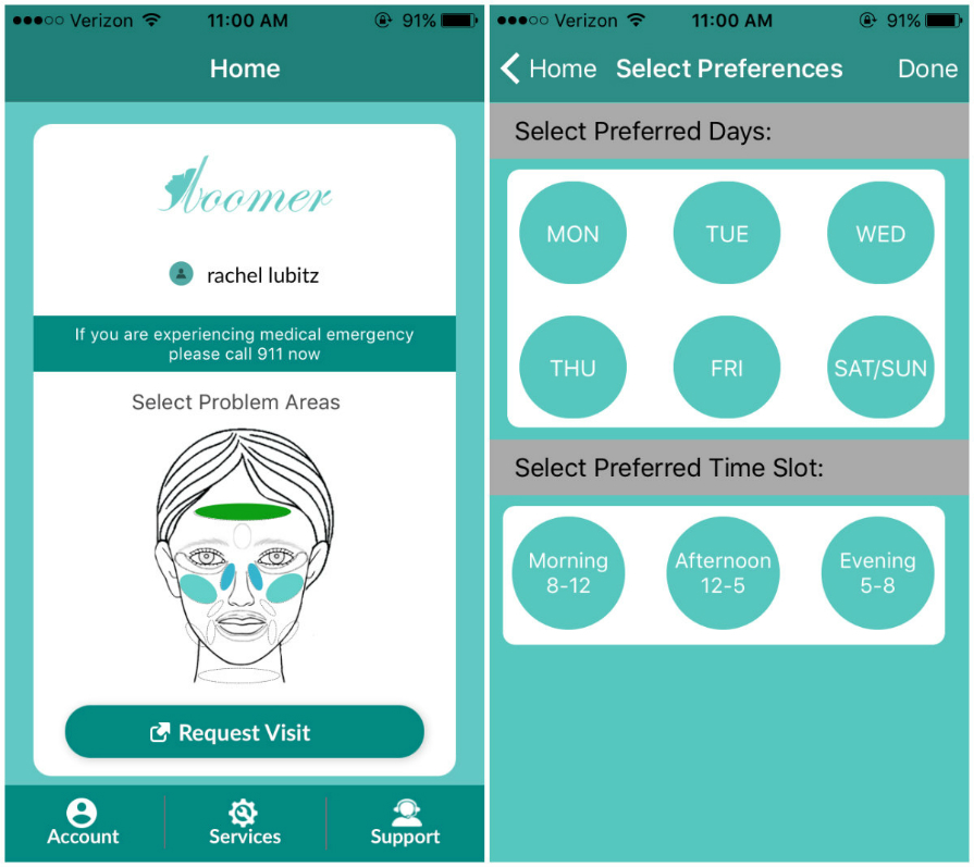 This App Lets You Order On-Demand Botox, Right to Your Couch