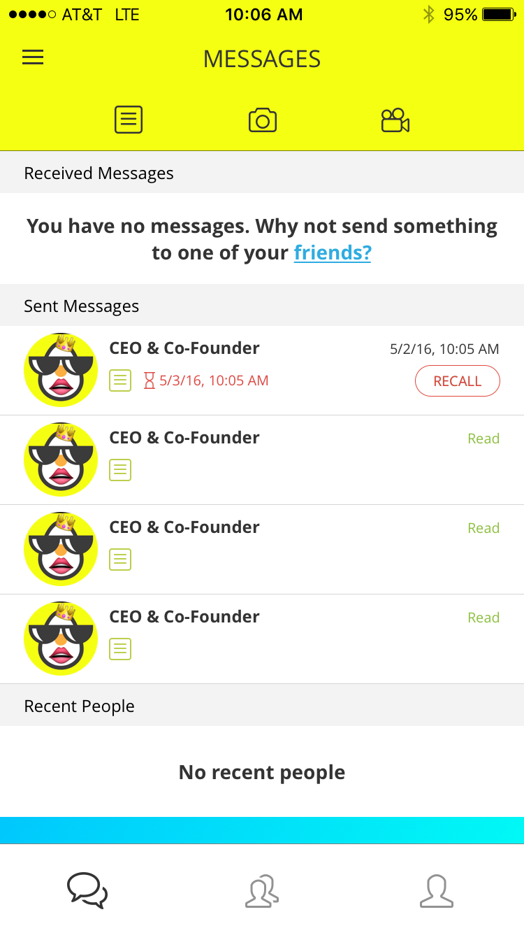 New Free Messaging App Privates Has All the Features Snapchat Users Have Been Waiting For