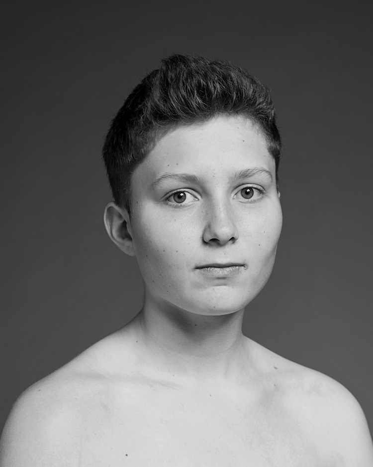 11 Gorgeous Portraits Capture the Spirit of Young Transgender People