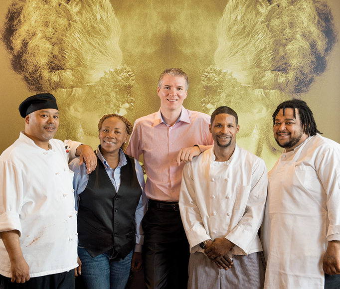 This Upscale Cleveland Restaurant Is Giving Ex-Convicts a Second Chance
