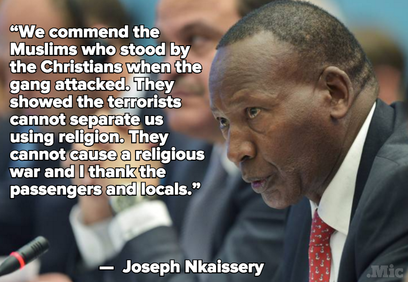 In Kenya Bus Terror Attack, Muslim Passengers Protect Christians by Refusing to Separate