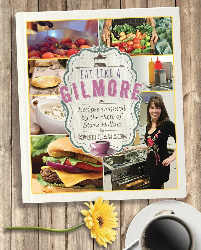 Eat Like a Gilmore With This 'Gilmore Girls'-Inspired Cookbook