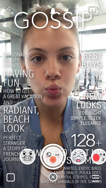 New Snapchat Update 2015: How to Use Snapchat's Newest Selfie Lenses