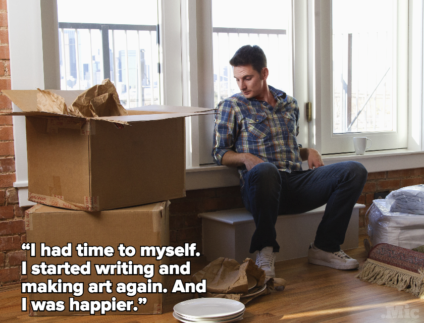 Can Moving Out Actually Help Save Your Relationship?
