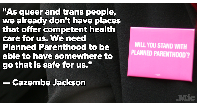 These Are the Surprising People Who Also Depend on Planned Parenthood
