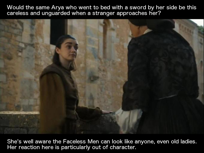 This Amazing 'Game of Thrones' Fan Theory Might Reveal the Fate of Arya Stark