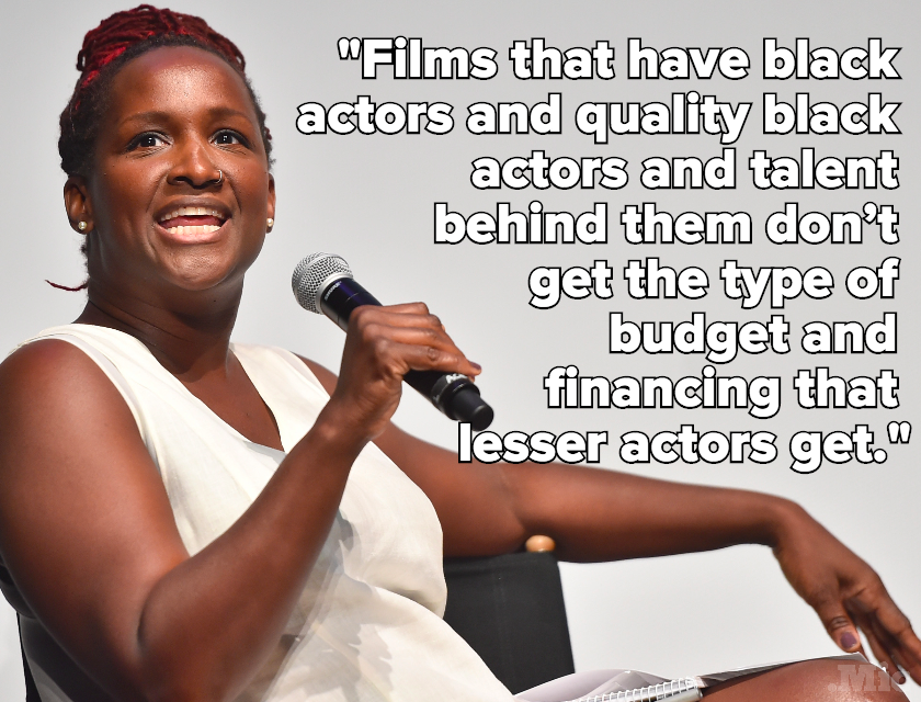 Effie Brown Is So Much More Than the Producer Who Fought Matt Damon About Race