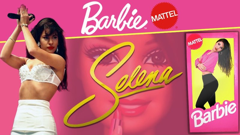 The World Is Asking for a Selena Barbie Doll — With an Online Petition, Of Course