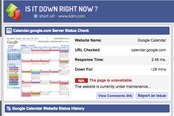Is Google Calendar Down on June 30, 2016? Nobody Knows Schedule; Twitter Melts Down