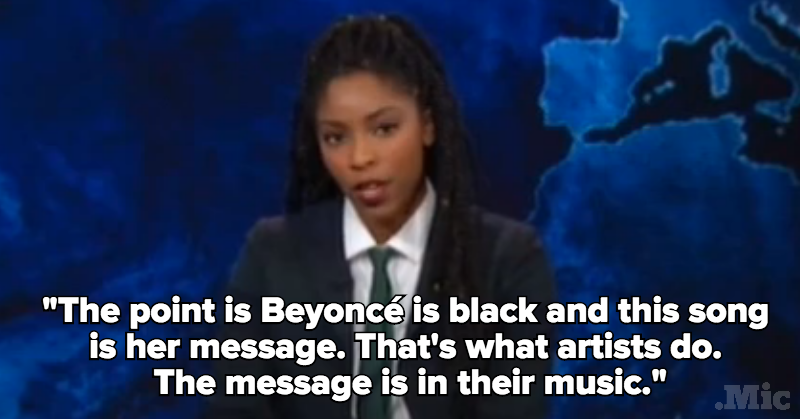 Jessica Williams Slams Beyoncé's Critics in the Best Way Possible