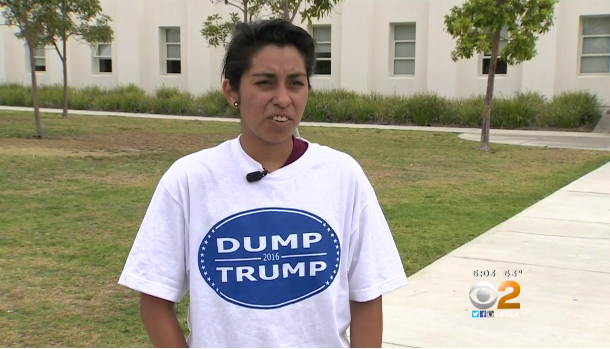 These High School Students Can Now Officially Wear Their 'Dump Trump' Shirts On Campus