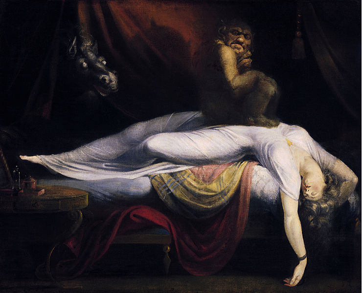 Ghost Sex Is a Real Thing — And It's Not as Weird or Creepy as You Think