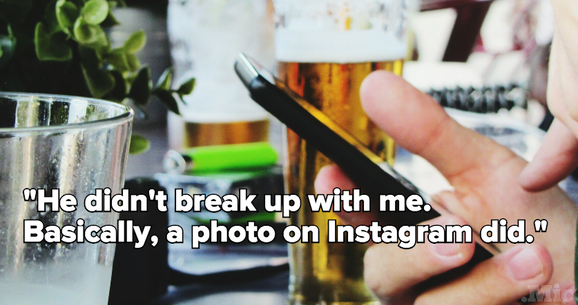 "Ghosting Is Bad — But the ""Insta-Dump"" Is So, So Much Worse"