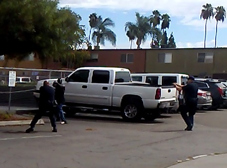 El Cajon shooting: Authorities say Alfred Olango pointed