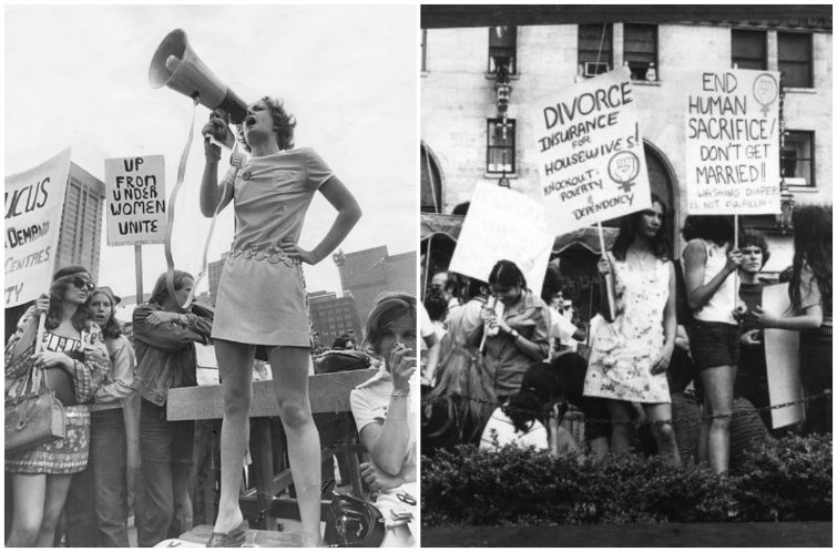 From Suffragettes to BLM, the Unexpected Ways That Protesters Have Utilized Fashion
